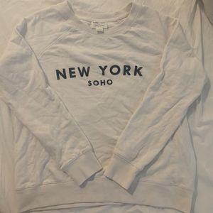 David Lerner sweatshirt